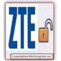 Linerar ZTE Servicio no encontrado